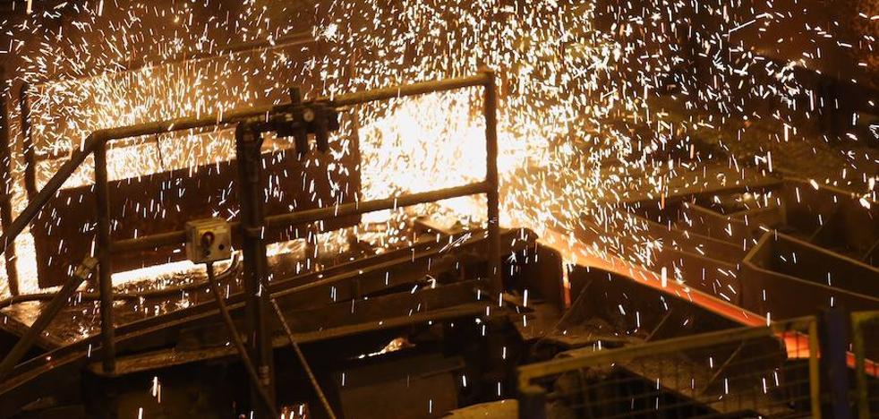 Arcelor espera que el mercado de carril repunte más de un 2,5% en 2018