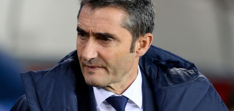 Valverde: «Nuestros porteros nos están dando mucho»