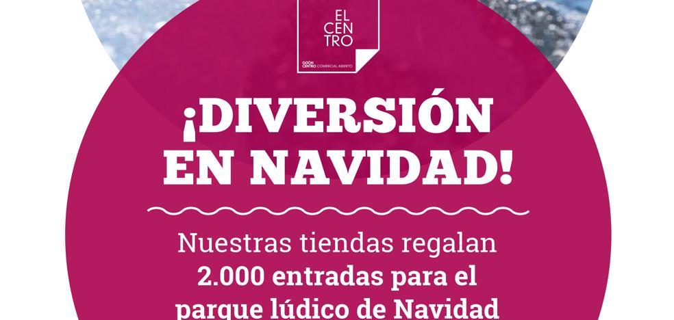 La Navidad se vive en el comercio de Gijón