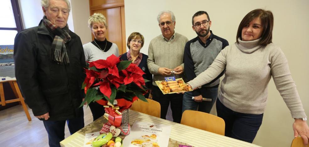 Cinco confiterías de la Comarca llenan de dulces navideños Camposagrado