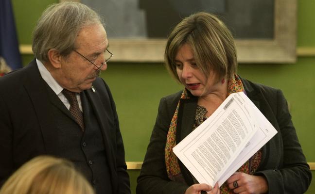 El alcalde rechaza que el Ayuntamiento se persone en el caso de la parcela de Olloniego