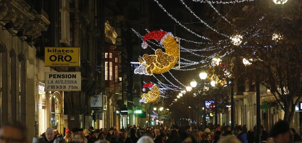 El Ayuntamiento de Gijón asegura que los hosteleros mantendrán la fiesta de la plaza Mayor