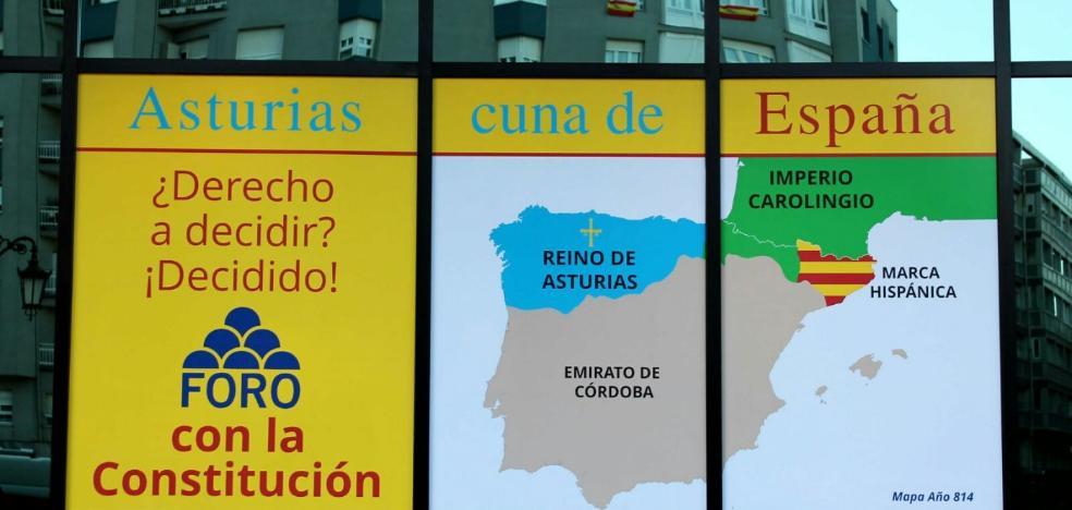 Foro muestra Asturias como cuna de España