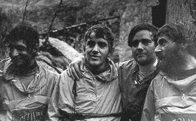 Cabrales llora al alpinista y empresario Pedro Antonio Ortega, 'El Ardilla'