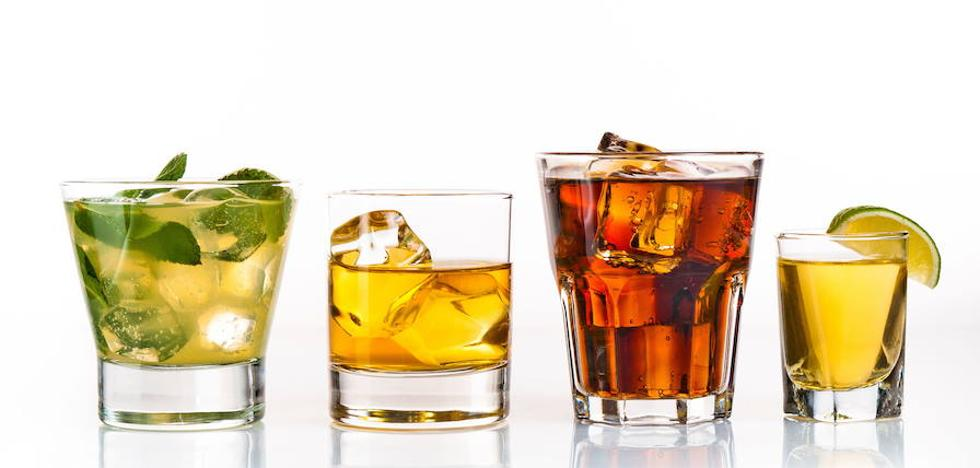 ¿Cuánto engordan las bebidas alcohólicas?
