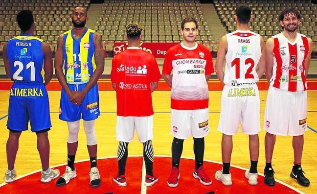 El Carbajosa mide el techo del Gijón Basket