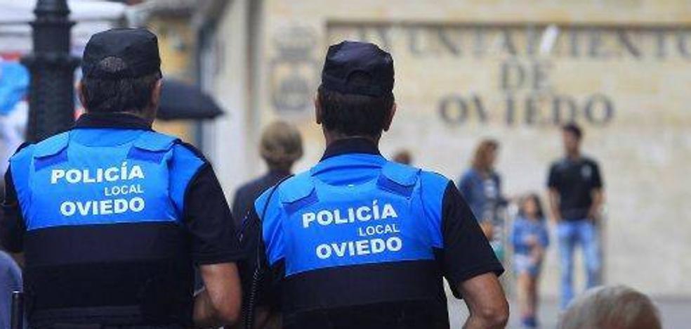 La Policía Local de Oviedo paraliza un generador de la cantera La Belonga por exceso de ruido