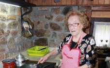 «Las ganas de cocinar no se me quitan, da igual la edad»