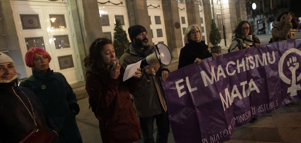 Las feministas se movilizan para que la víctima no coincida con el acusado en el juzgado