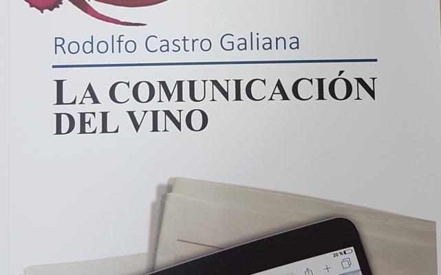 Rodolfo Castro publica un estudio sobre el vino