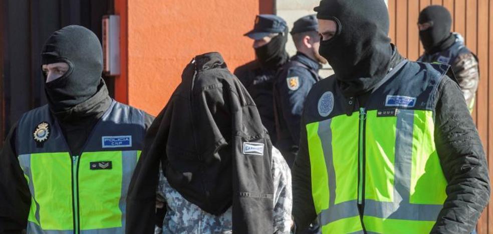 Prisión a los tres «soldados» del Daesh detenidos en Madrid y Gerona