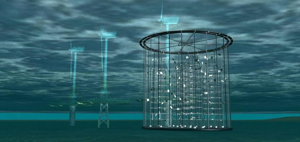 Asturias recibirá apoyo de la UE para un proyecto de energía renovable marina
