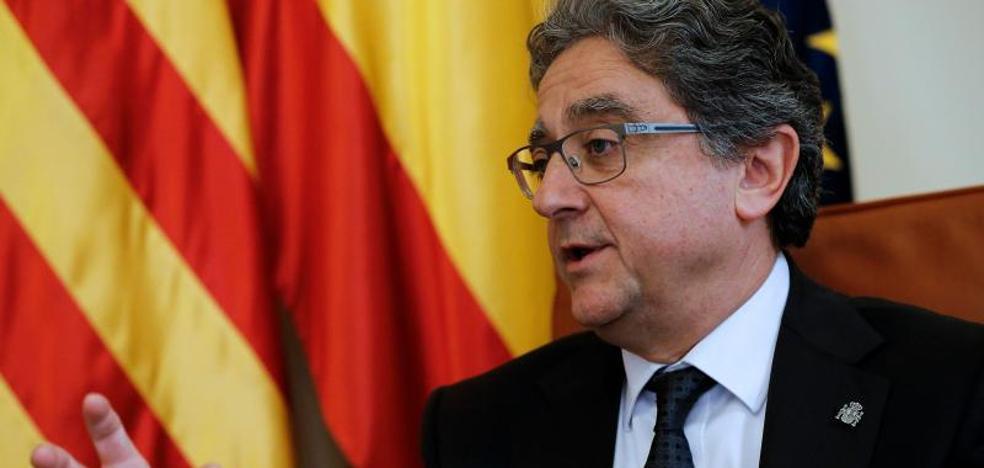 Millo lamenta que los soberanistas culpen a Europa «de todos sus males»