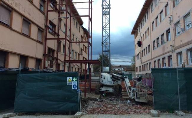 El PSOE de Gijón critica la falta de ayudas a la rehabilitación de fachadas en el proyecto presupuestario de 2018