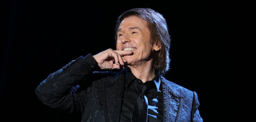 Preocupación por la salud de Raphael tras cancelar un concierto en Canarias