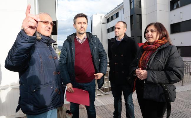 «La inversión de 2018 para nuevas obras en fachadas es cero», critica el PSOE