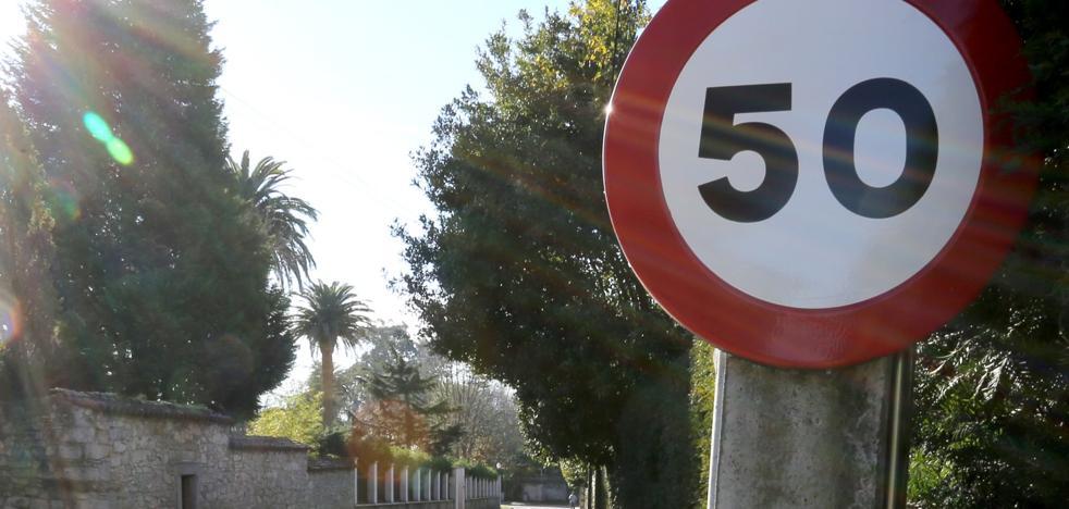 El Ayuntamiento de Gijón defiende la seguridad vial de Somió