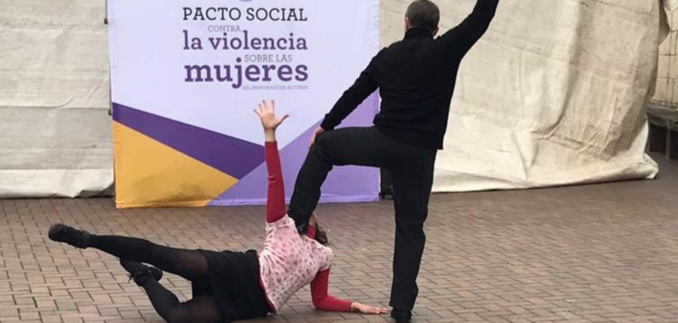Danza para frenar la violencia contra la mujer
