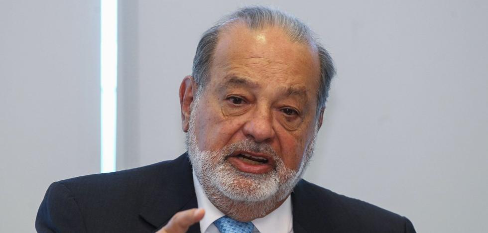 Un juez cita a declarar a Carlos Slim en una demanda de despido