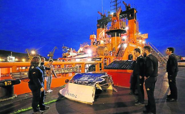Diez horas de heroísmo en el mar Cantábrico