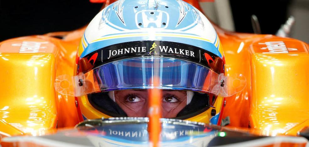 «Hay tal frustración en Alonso que pilotará como un animal»