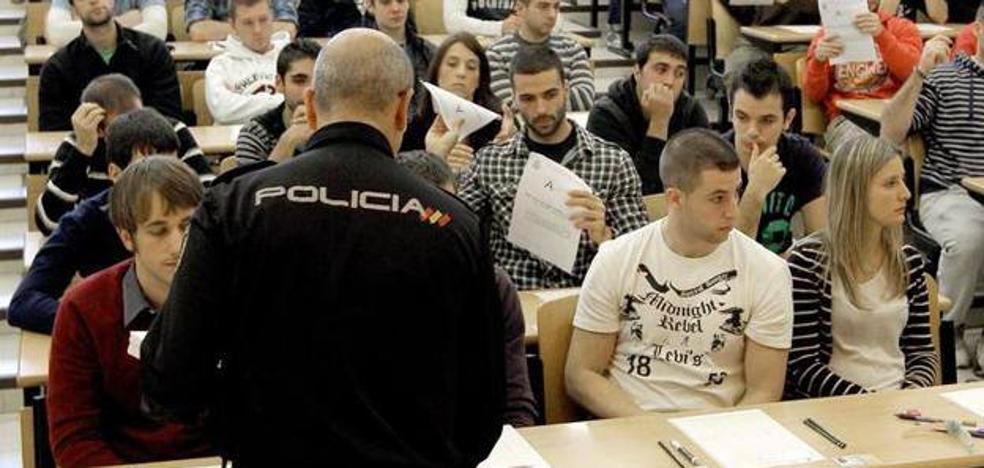 ¿Aprobarías el nuevo examen de ortografía de las oposiciones a Policía Nacional?