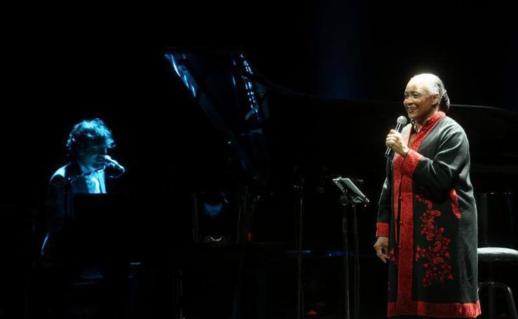 Ópera contemporánea al son de la soprano Barbara Hendricks en el Campoamor
