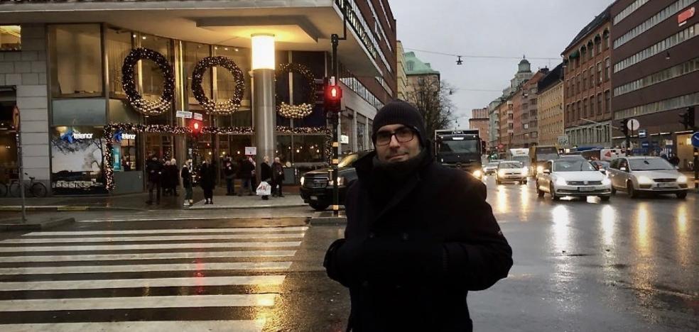 «Los suecos no entienden que los españoles nos vengamos a vivir aquí»