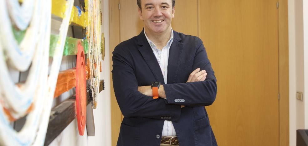 «Nuestra productora de Santolaya es la joya de la corona del grupo»