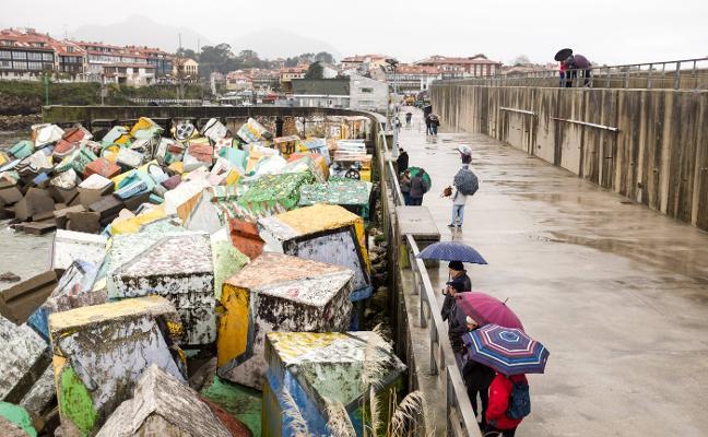 Los iconos turísticos del Oriente ganan el pulso al mal tiempo