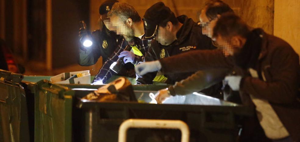 La Policía investiga un «ajuste de cuentas» como móvil del asesinato del joven de La Felguera