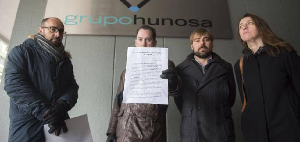 Ocan se personará en el 'caso Villa' para «impulsar» el procedimiento