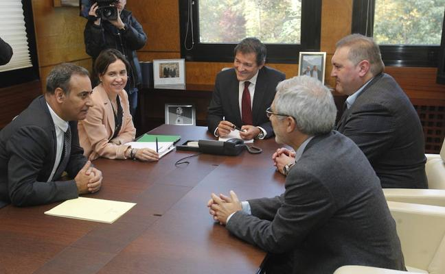IU plantea cuatro grandes acuerdos a la FSA para desatascar el presupuesto y la legislatura