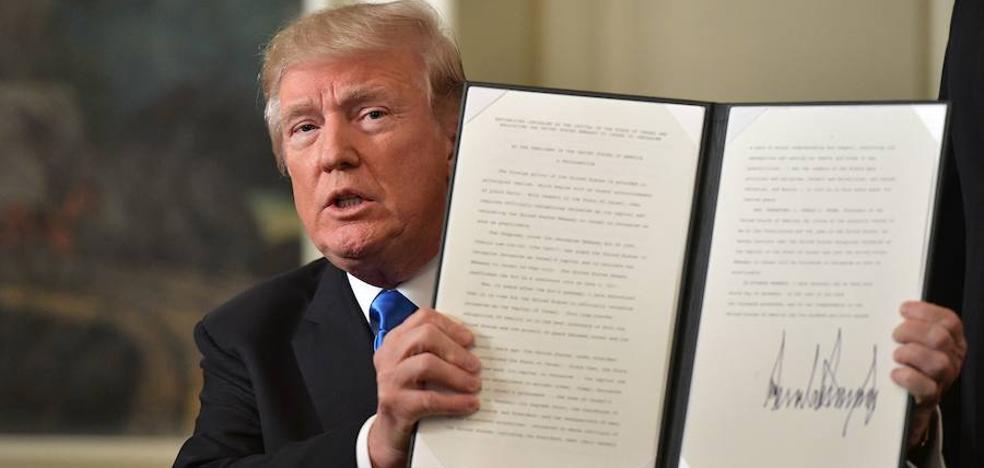 Lo que la firma dice de Donald Trump