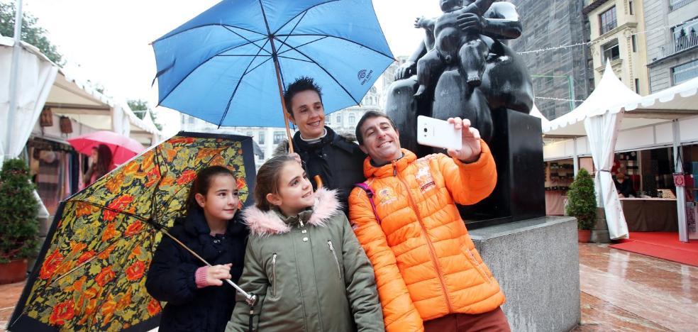 El turismo gana el pulso a la lluvia