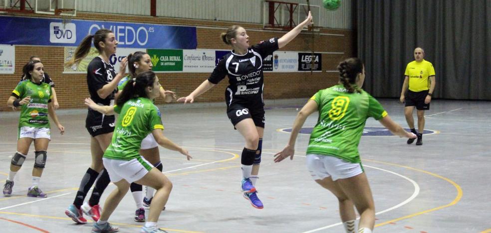 El Oviedo gana al Sar y acaba tercero la primera vuelta