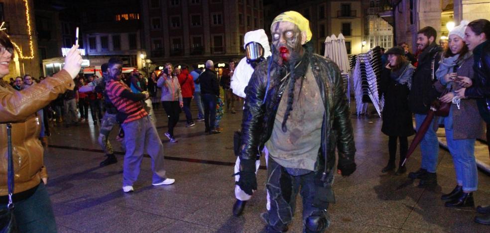 Seis horas de estallido zombie