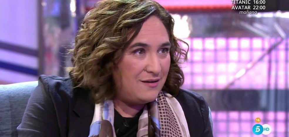 La aplaudida confesión de Ada Colau en el 'Deluxe': «Tuve una novia»