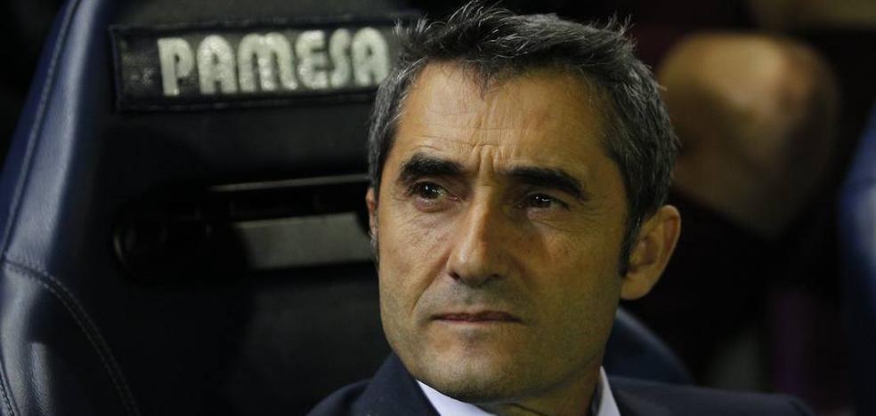 Valverde: «Cuando echa a correr Bakambu, todo el mundo se pone a temblar»
