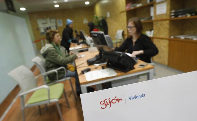 Vivienda duplica en menos de un año las ayudas de emergencia al alquiler en Gijón