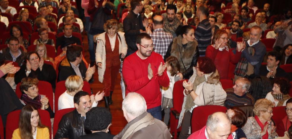 Barbón avanza una profunda renovación en las listas del PSOE, «sin pactos de despacho»