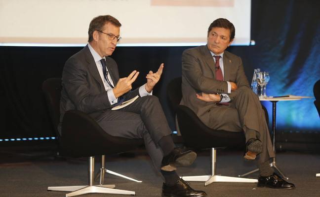 Asturias y Galicia piden una financiación justa y la conclusión del AVE