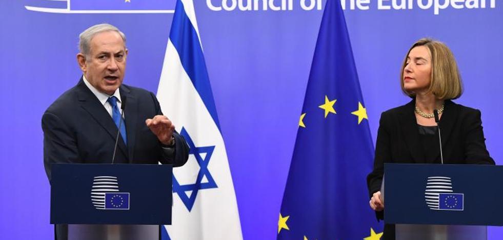 La UE replica a Netanyahu que no moverán sus embajadas