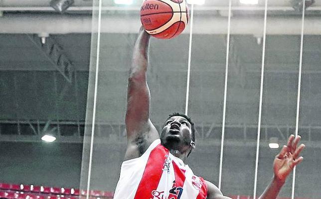 El Gijón Basket mantiene su racha y se afianza en la segunda posición