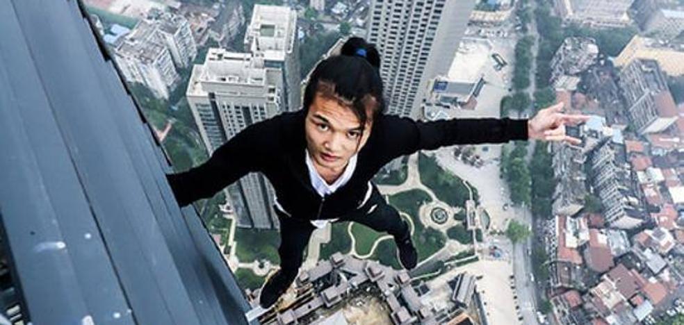 Un popular escalador graba el vídeo de su propia muerte