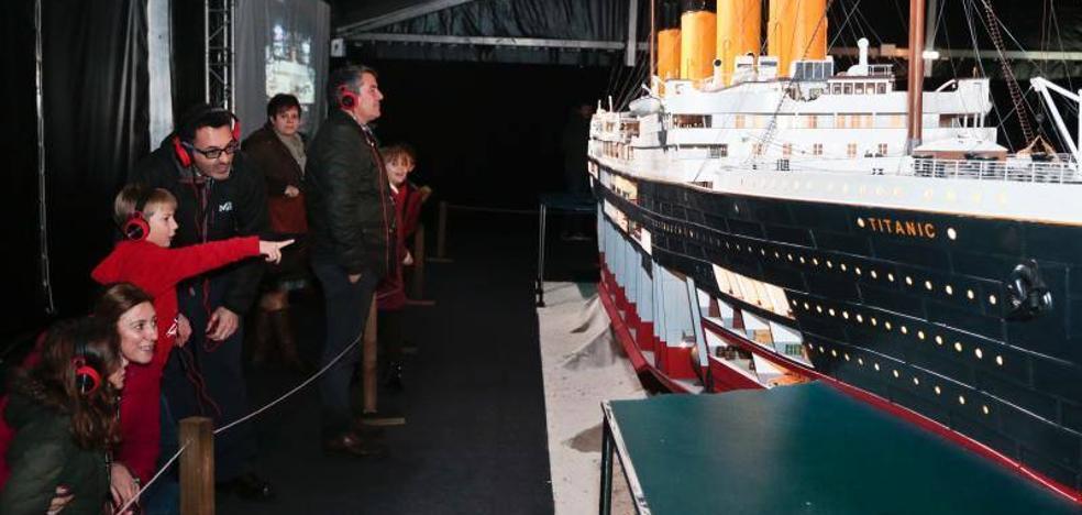 «El 'Titanic' tuvo muchos héroes»
