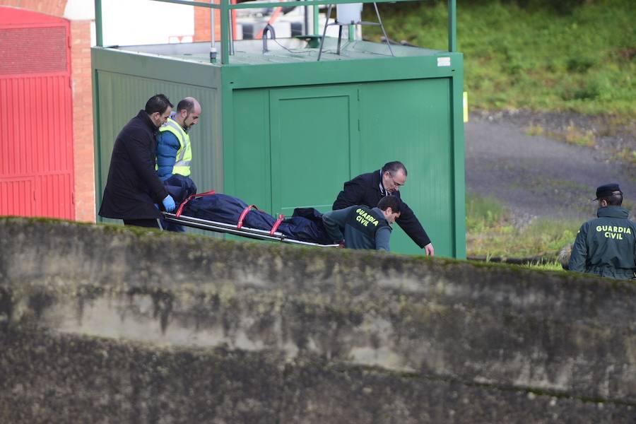 Aparece el cadáver de una mujer en Puerto