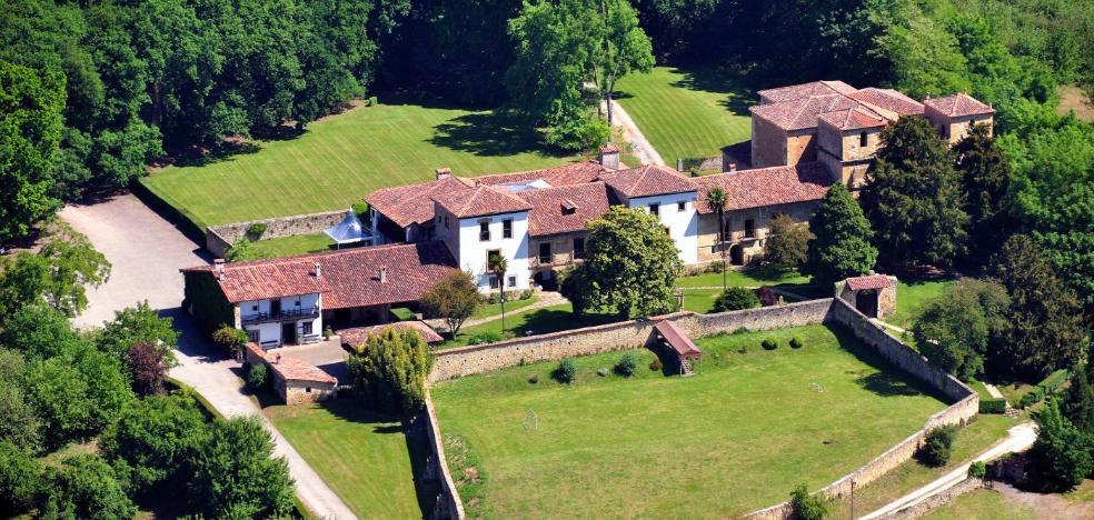 El Palacio de Meres opta a un premio de la Fundación Casas Históricas y Singulares
