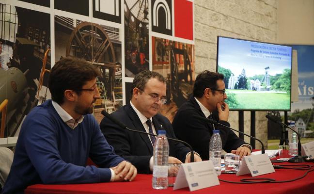 El turismo industrial solo capta al 2,5% de los visitantes que llegan a Asturias