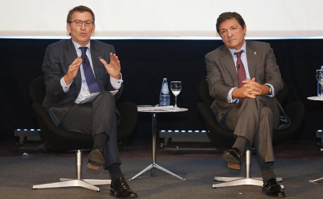 Asturias y Galicia piden una financiación justa y un impulso decidido a sus infraestructuras